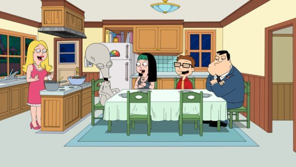 American Dad! TV show on TBS: canceled or season 14? (release date); Vulture Watch