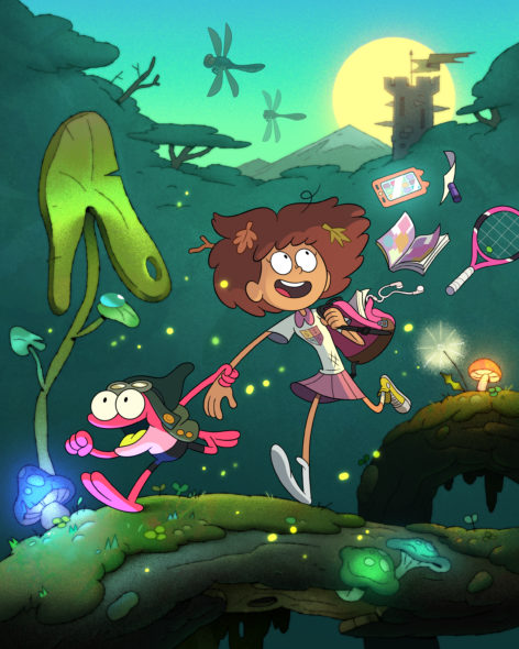 Disney XD orders The Owl House TV series and the Amphibia TV show on Disney XD: canceled or renewed?)