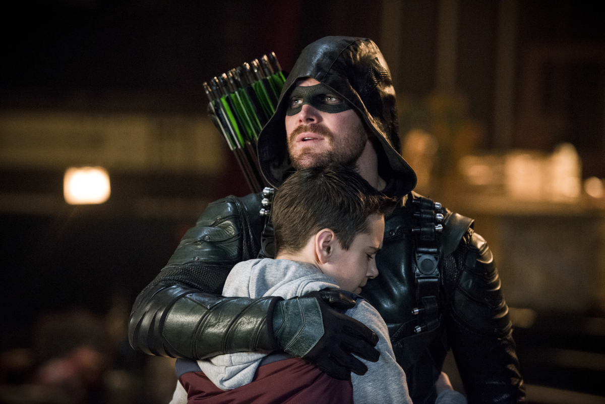 Green Arrow Staffel 7