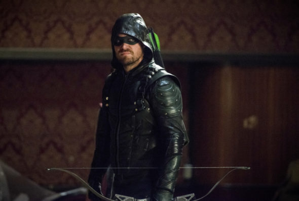 Arrow TV Show: canceled or renewed?
