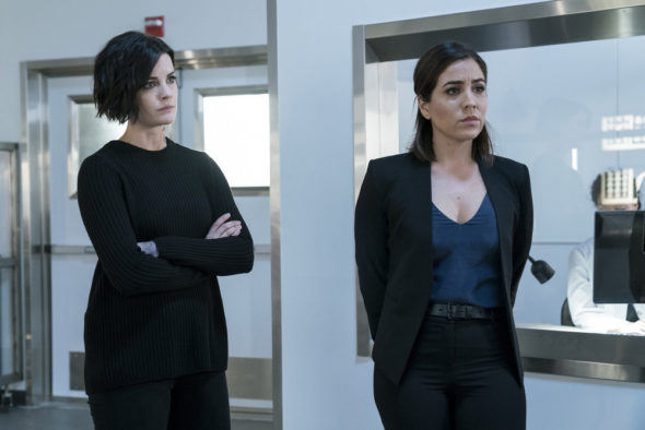 Blindspot TV show on NBC: season 4 renewal (canceled or renewed?)