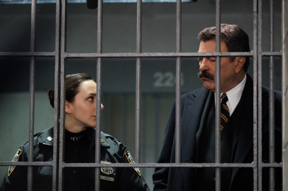 Blue Bloods TV show on CBS: season 9 renewal (canceled or renewed?)
