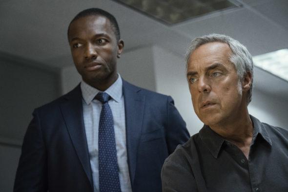 Bosch TV show on Amazon: season 4 (canceled or renewed?)