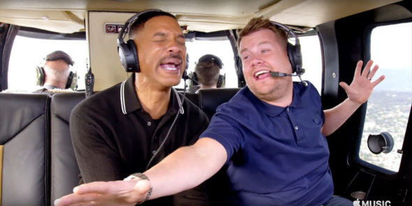 'Carpool Karaoke' Cruises Into Second Season at Apple