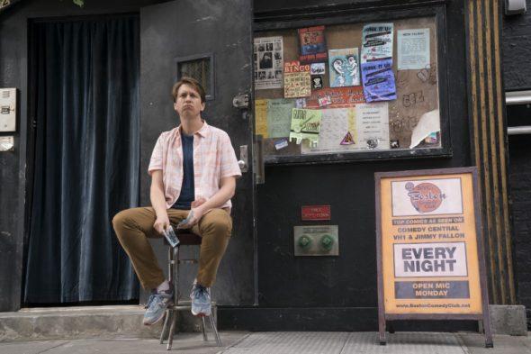 Crashing TV show on HBO: season 3 renewal (canceled or renewed?)