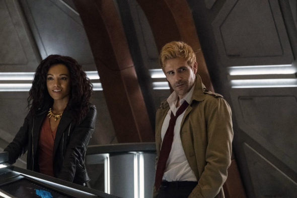 DC's Legends of Tomorrow TV show on The CW: season 4 renewal (canceled or renewed?)