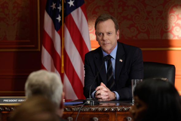 Designated Survivor TV show on ABC: (canceled or renewed?)