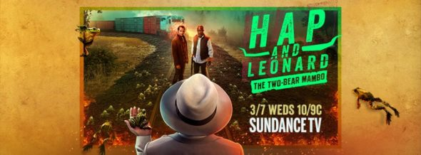 Hap and Leonard TV show on SundanceTV: season 3 ratings (canceled or renewed season 4?)