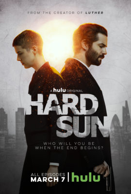 Hard Sun TV show on Hulu: (canceled or renewed?)