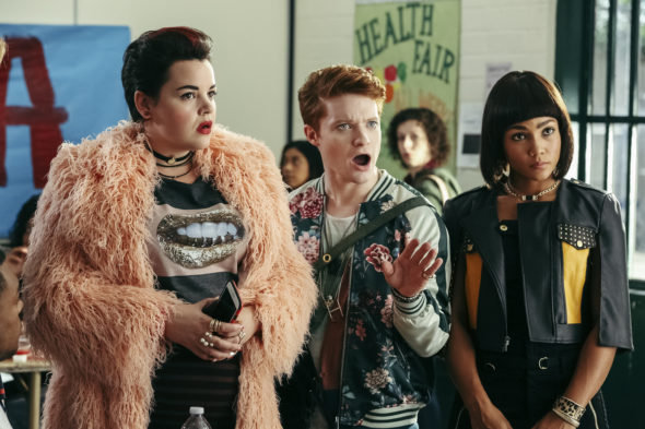 Heathers TV show on Paramount Network: canceled or renewed?