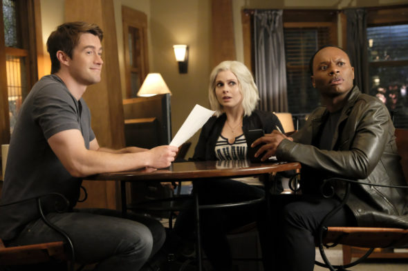 iZombie TV show on The CW: season 4 viewer votes episode ratings (cancel or renew season 5?)