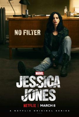 Marvel's Jessica Jones TV show on Netflix: (canceled or renewed?)