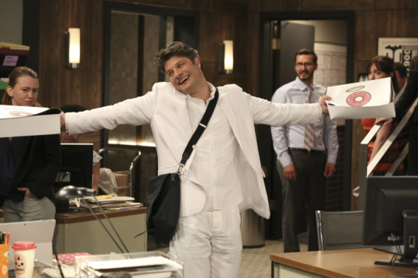 Living Biblically TV show on CBS: season 1 viewer votes episode ratings (cancel renew season 2?)
