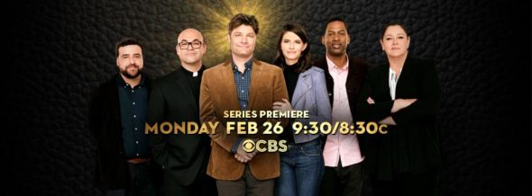 Living Biblically TV show on CBS: season 1 ratings (cancel renew season 2?)