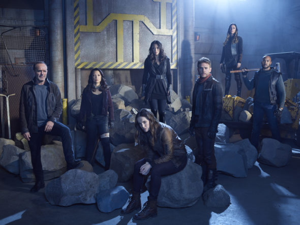 Marvel's Agents of SHIELD TV show on ABC: season 6 renewal (canceled or renewed?)