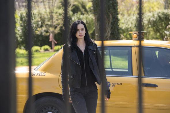 Marvel's Jessica Jones TV show on Netflix: season 2 (canceled or renewed season 3?)