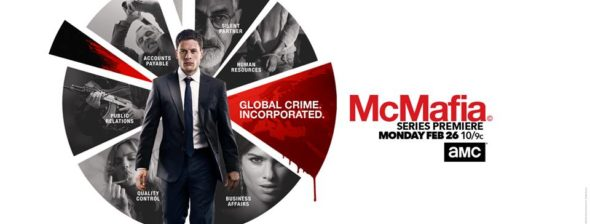 McMafia TV show on AMC: season 1 ratings (cancel renew season 2?)