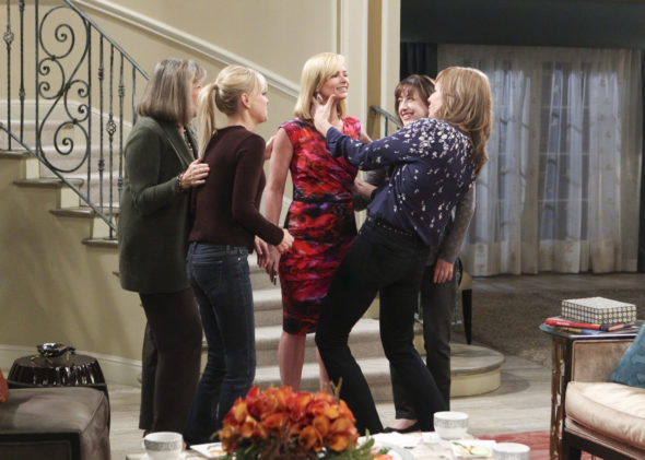 Mom TV show on CBS: season 6 renewal (canceled or renewed?)