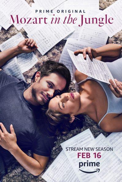 Mozart in the Jungle TV show on Amazon: season 4 viewer votes (cancel or renew season 5?)