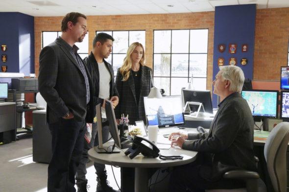 NCIS TV show on CBS: season 16 renewal (canceled or renewed?)