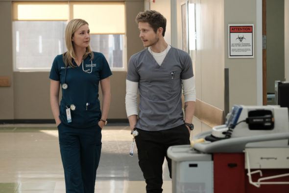 The Resident Renewed for Season 2 by FOX