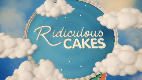 Ridiculous Cakes Food Network