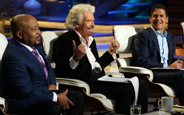 Shark Tank TV show on ABC: (canceled or renewed?)