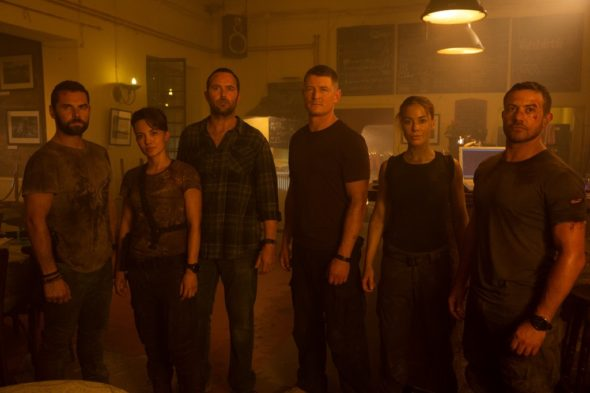Strike Back: Sullivan Stapleton & Philip Winchester to Guest Star This Season