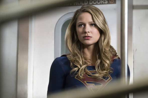 Supergirl TV Show on CW: Season Four Renewal - canceled TV