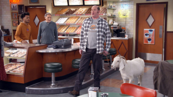 Superior Donuts TV show on CBS: canceled, no season 3 (canceled or renewed?)