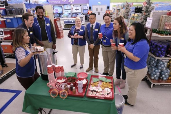 Superstore TV show on NBC: season 4 renewal (canceled or renewed?)