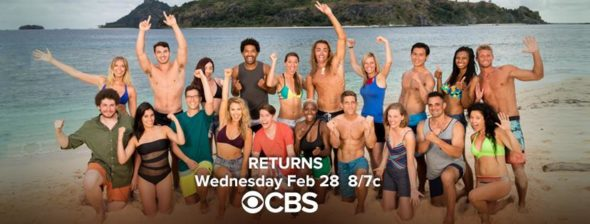 Survivor TV show on CBS: season 36 ratings (canceled or renewed season 37?)