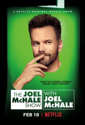 The Joel McHale Show with Joel McHale TV show on Netflix: (canceled or renewed?)