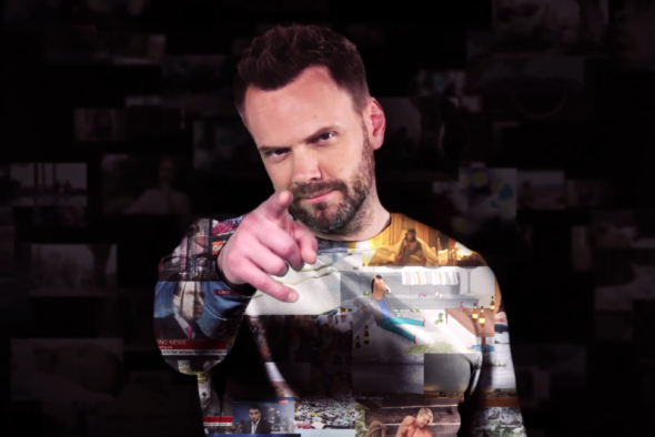 Trailer Arrives For The Joel McHale Show with Joel McHale