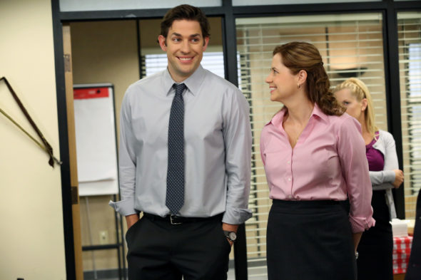 The Office TV show on NBC: (canceled or renewed?)