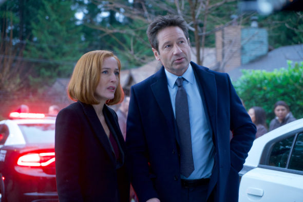 The X-Files TV show on FOX: canceled or renewed?