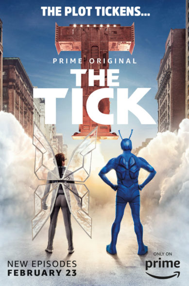 Release date; The Tick TV show on Amazon: season 1b premiere (canceled or renewed?)