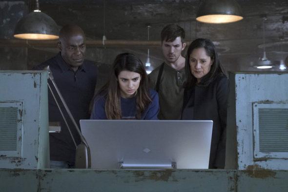 Timeless TV show on NBC: season 2 viewer votes episode ratings (cancel renew season 3?)