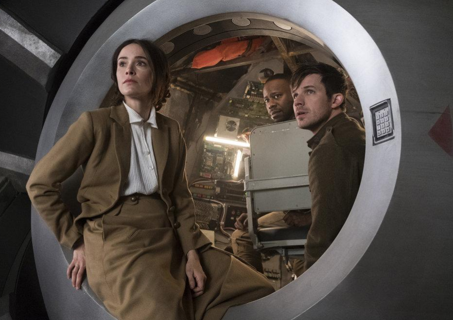 Two New Time Travel Shows Timeless And