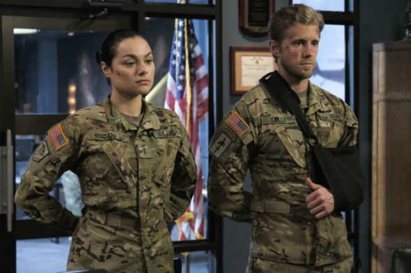 Valor TV show on The CW: canceled, no season 2 (canceled or renewed?)
