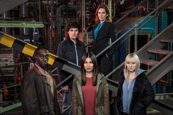 Humans TV show on AMC: season three (canceled or renewed?)