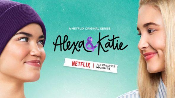 Alexa & Katie TV show on Netflix: season 1 viewer votes episode ratings (cancel renew season 2?)