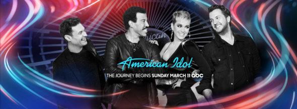 American Idol TV show on ABC: season 16 ratings (canceled or renewed season 17?)