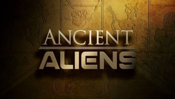 Ancient Aliens TV show on History: (canceled or renewed?)