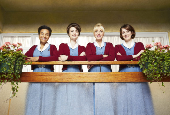 Call the Midwife TV show on PBS: season 7 viewer votes episode ratings (cancel renew season 8?)