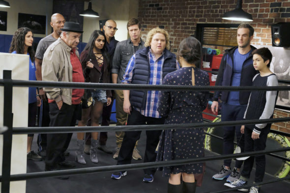 Champions TV show on NBC: season one viewer votes episode ratings (canceled renewed season 2?)