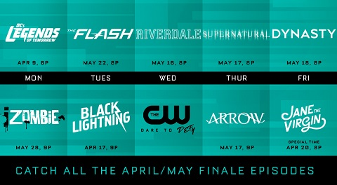 The CW TV shows: (canceled or renewed?)