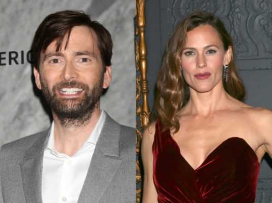 David Tennant to Play Jennifer Garner's Husband in HBO Comedy Camping