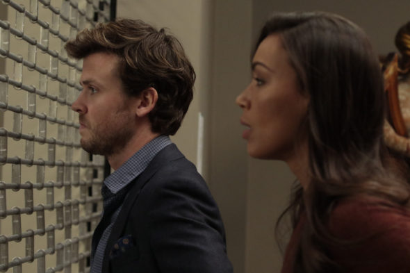 Deception TV show on ABC: season 1 viewer votes episode ratings (canceled renewed season 2?)