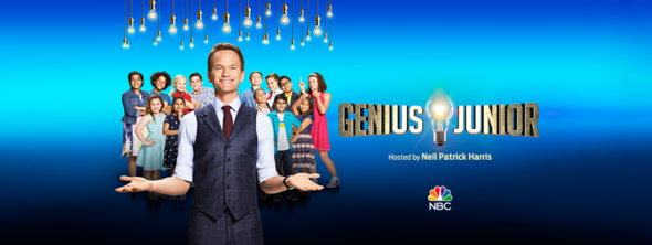 Genius Junior TV show on NBC: season 1 ratings (cancel renew season 2?)